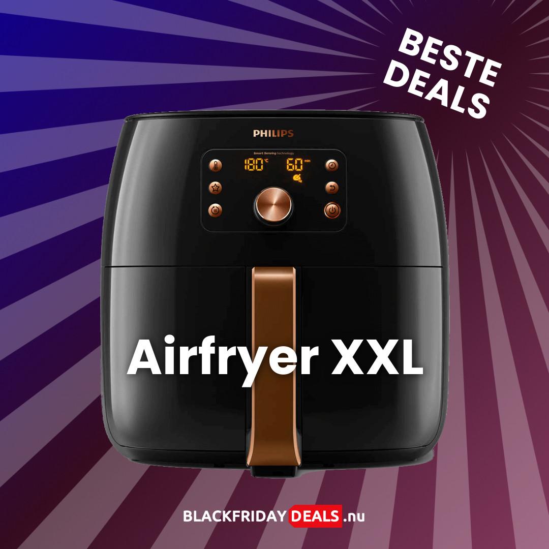Airfryer xxl Black Friday