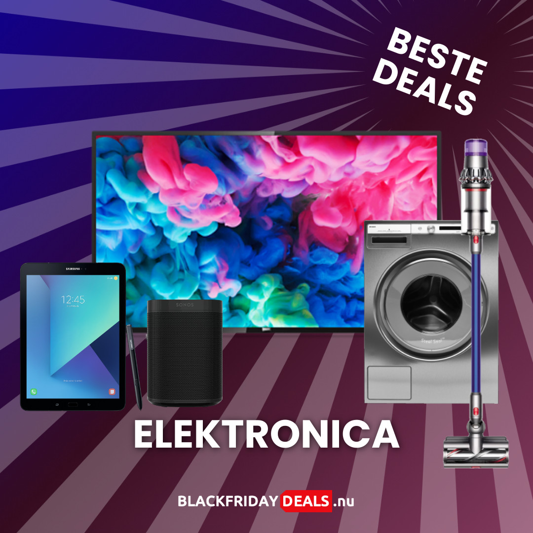 Elektronica Black Friday