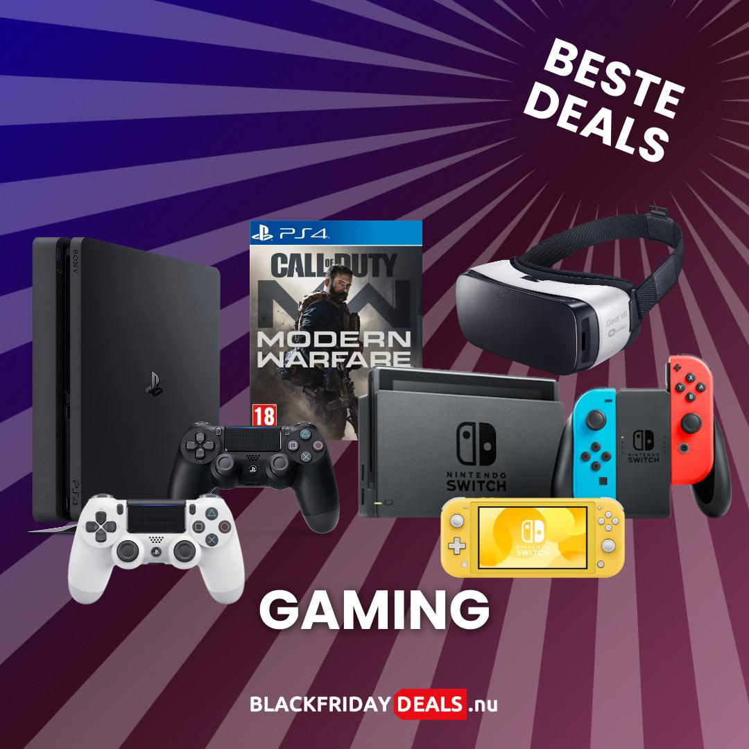Gaming Black Friday
