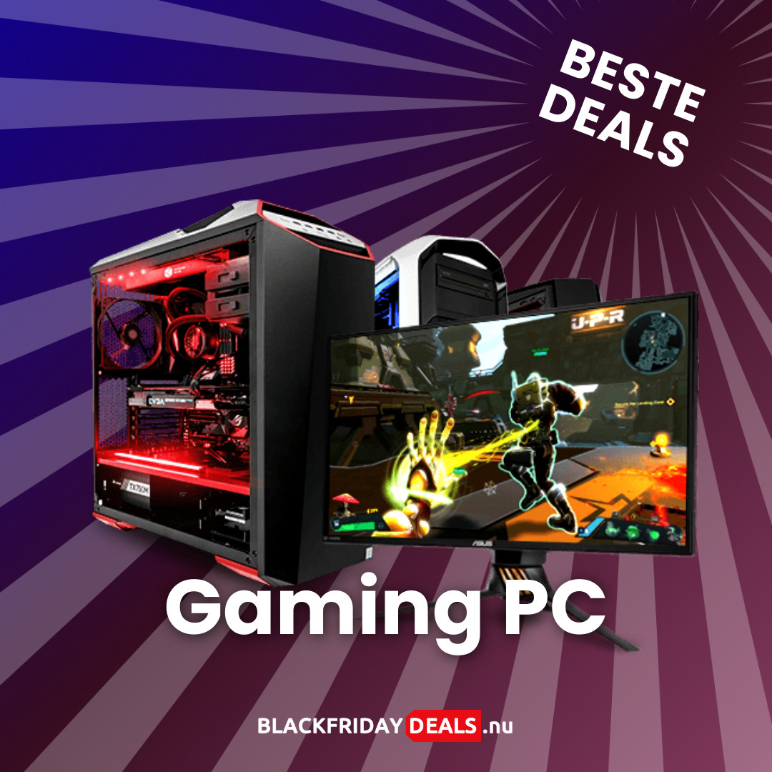 Gaming PC Black Friday