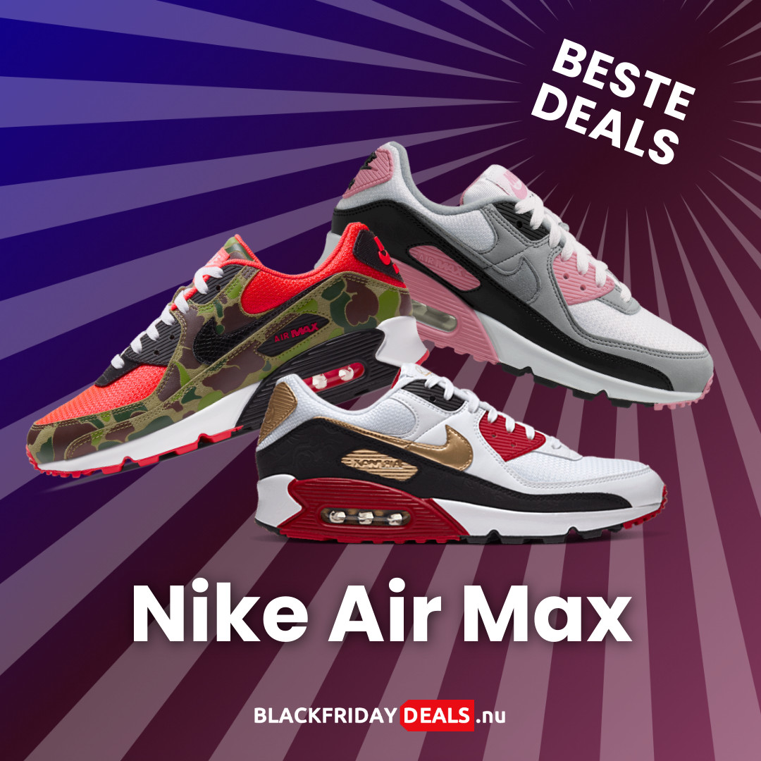 Nike Air Max Black Friday