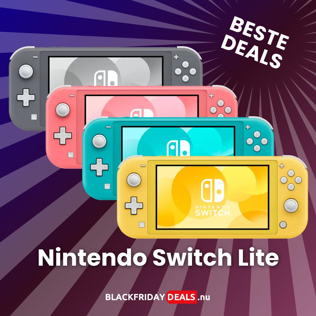 Nintendo Switch Lite Black Friday