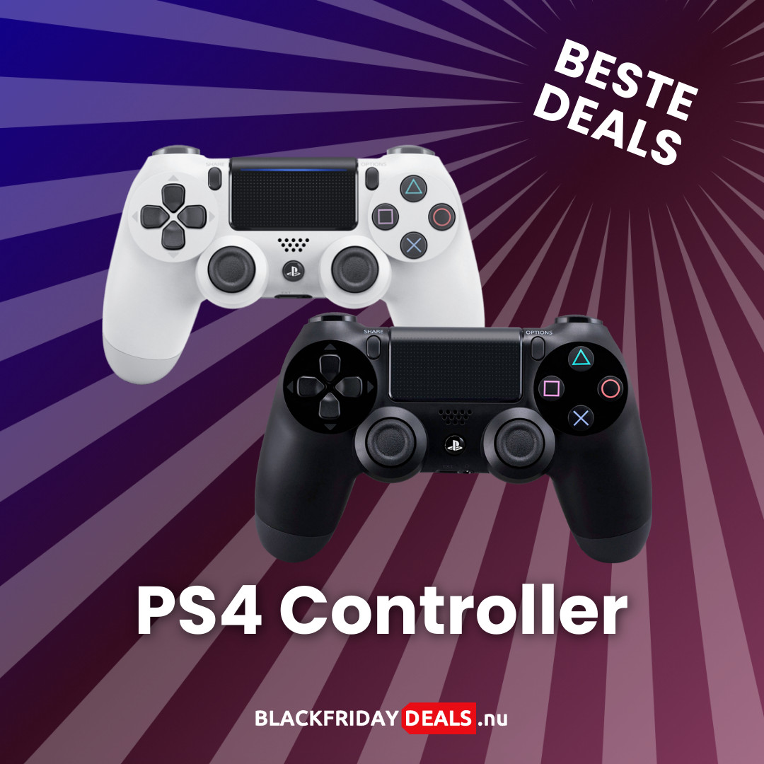 PS4 Controller Black Friday
