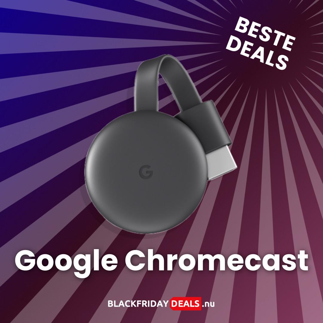 Chromecast Black Friday