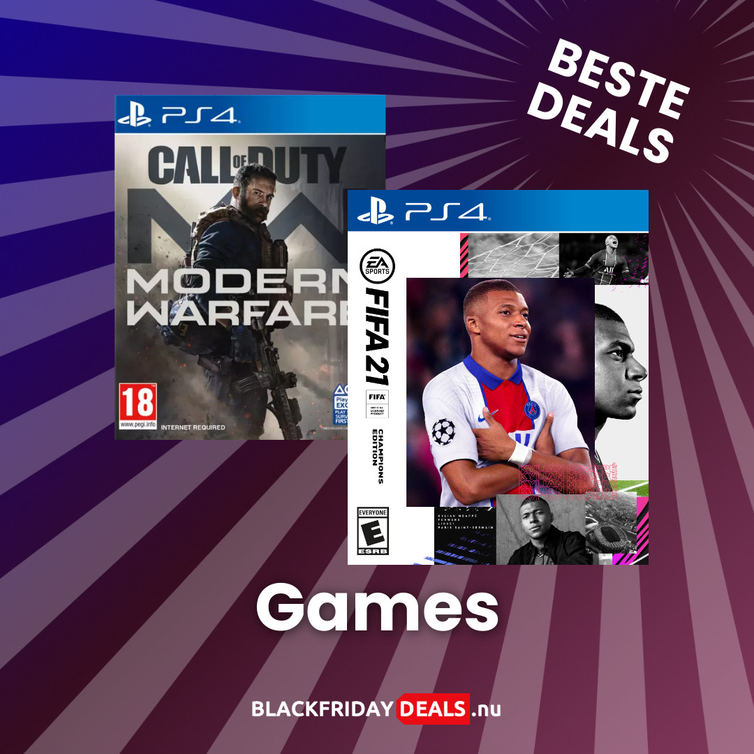Games Black Friday