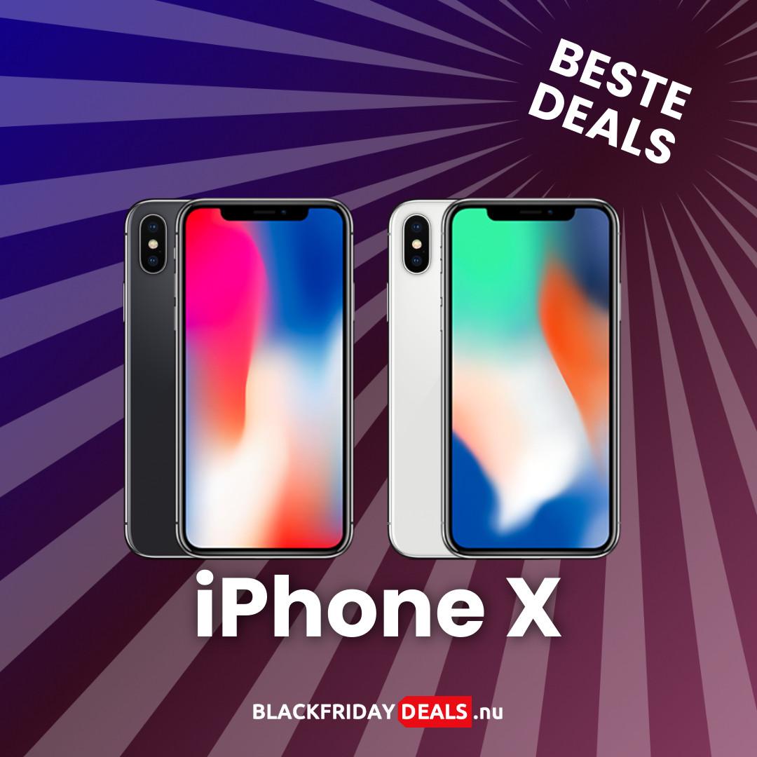 iPhone X Black Friday