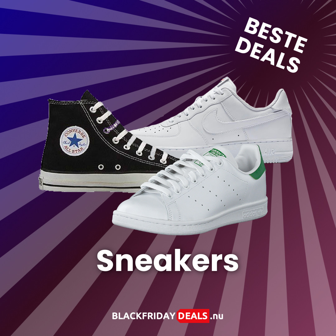 Sneakers Black Friday