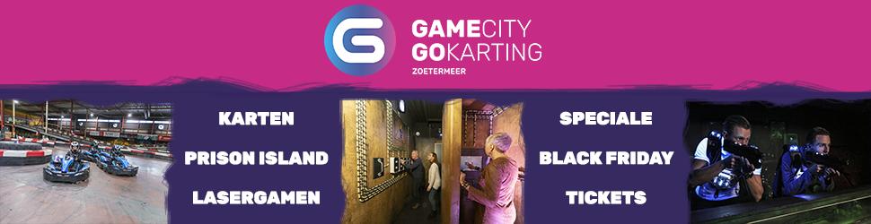 GameCity Go Karting Zoetermeer
